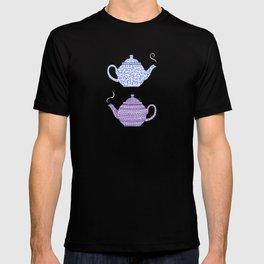 Patterned Teapots T-shirt