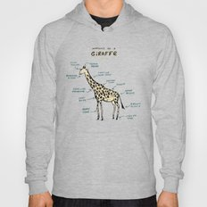 Anatomy of a Giraffe Hoody