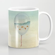 balloon fish Mug