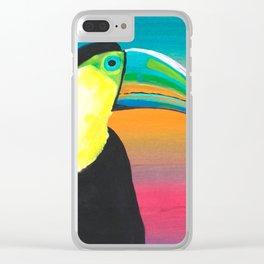Favorite Birs Clear iPhone Case