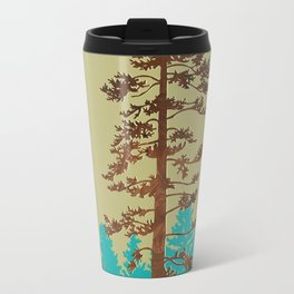 doug fir Travel Mug