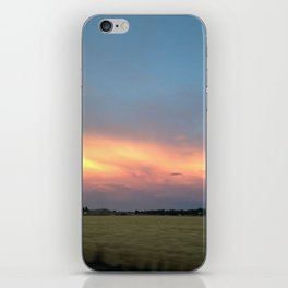 Rural Warmth iPhone Skin