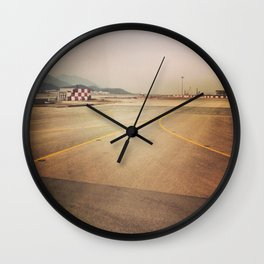 checkerboard Wall Clock