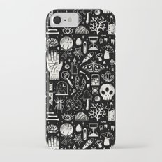 Curiosities: Bone Black iPhone 7 Slim Case