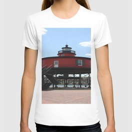 Seven Foot Knoll Lighthouse T-shirt