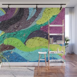 Color Entropy I Wall Mural