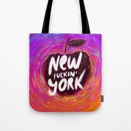 New (fuckin') York Tote Bag