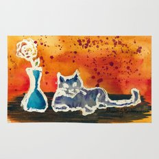 Kitty Love Rug