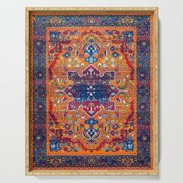 N86 - Vintage Boho Berber Moroccan Handmade Style Design. Serving Tray