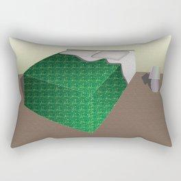 Bed Song Rectangular Pillow