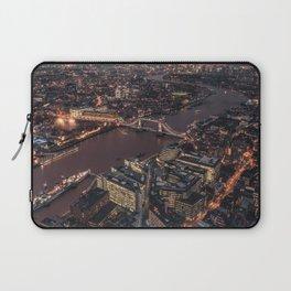 London #society6 #decor #buyart Laptop Sleeve
