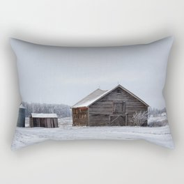 Still Standing Rectangular Pillow