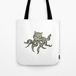 minima - octopuss Tote Bag