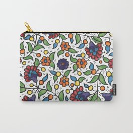 Palestinian Ceramic Pattern   Carry-All Pouch
