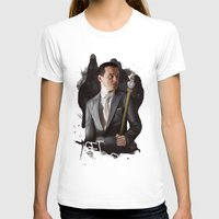 moriarty T-shirts featuring Moriarty by C. Tyler