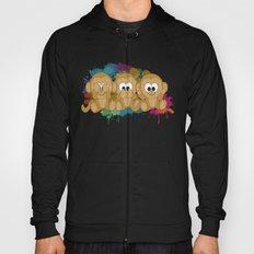 3 Affen Hoody
