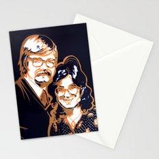 70's Folks Stationery Cards