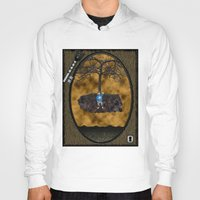 book cover Hoodies featuring Book Cover Illustration by Conceptualized