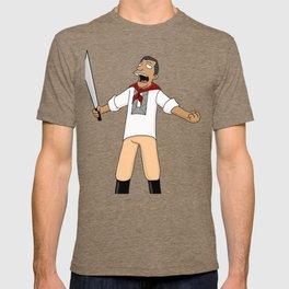 Andres Bonifacio Simpsons Style T-shirt