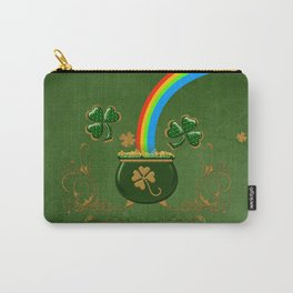 Happy st. patrick's day Carry-All Pouch
