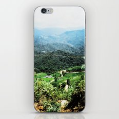 THE HILLS ARE ALIVE iPhone & iPod Skin