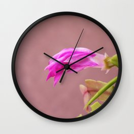 Hard to Concentrate Wall Clock