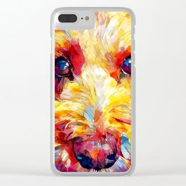 Schnoodle Clear iPhone Case