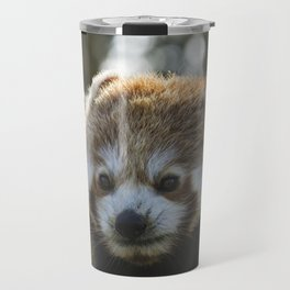 The Red Panda Travel Mug