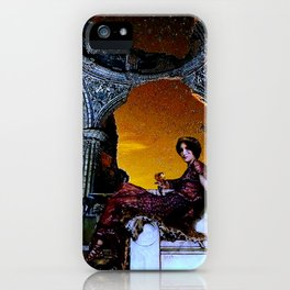 The Night of Forgotten Songs iPhone Case