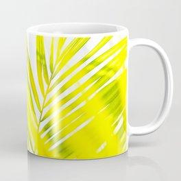Neon Palm Coffee Mug