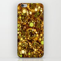 solid color iPhone & iPod Skins featuring :: Solid Gold :: by :: GaleStorm Artworks ::