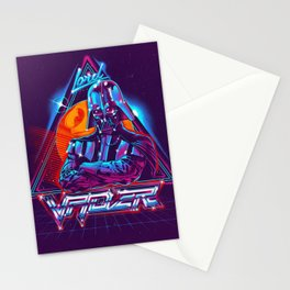 Lord of the 80s Stationery Cards