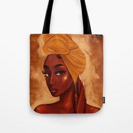 U R my african queen Tote Bag