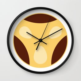 B4RD Wall Clock