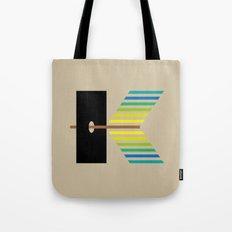 K like K Tote Bag