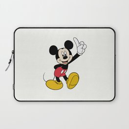 Funny Mickey Laptop Sleeve