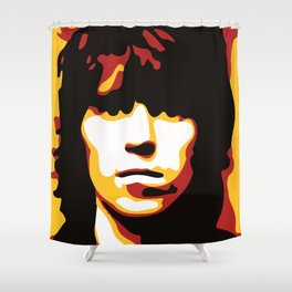 Keith & Mick Shower Curtain