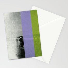 Natural Distaster - Venecia Como Llegar Stationery Cards