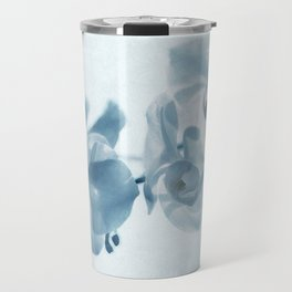 Orchid flowers Travel Mug