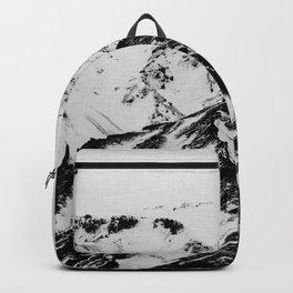 Minimalist Mountains Backpack