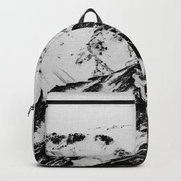 Minimalist Mountains Backpack