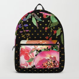 Flowers bouquet #31 Backpack