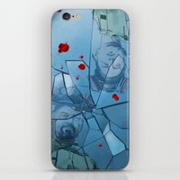 breaking iPhone & iPod Skins featuring Breaking Bad by Steven P Hughes