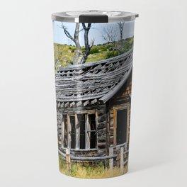 Old Shack Travel Mug