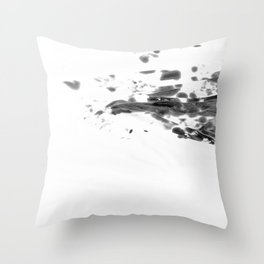 Hold the Ceiling Throw Pillow