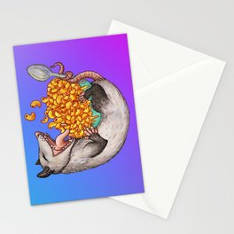 MACARONI POSSUM Stationery Cards