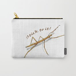 Stick to It! Walking stick Carry-All Pouch