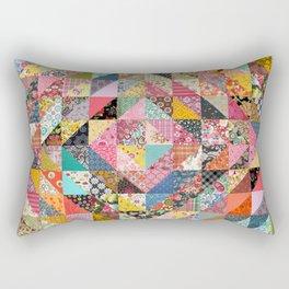 Grandma's Quilt Rectangular Pillow