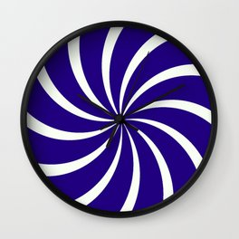 A Whirlwind Life Wall Clock