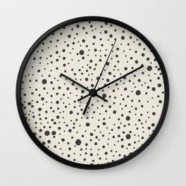 GIVE IT A DOT! Wall Clock